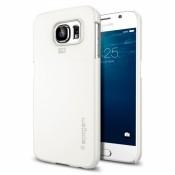 Spigen Thin Fit Samsung Galaxy S6 Case SGP11309 - Shimmery White