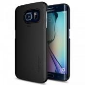 Spigen Thin Fit Samsung Galaxy S6 edge Case - SGP11562 - Smooth Black