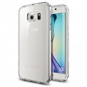 Spigen Ultra Hybrid Samsung Galaxy S6 edge Case - SGP11419 - Crystal Clear