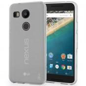 PM - LG Nexus 5X Silicone Case - Wit
