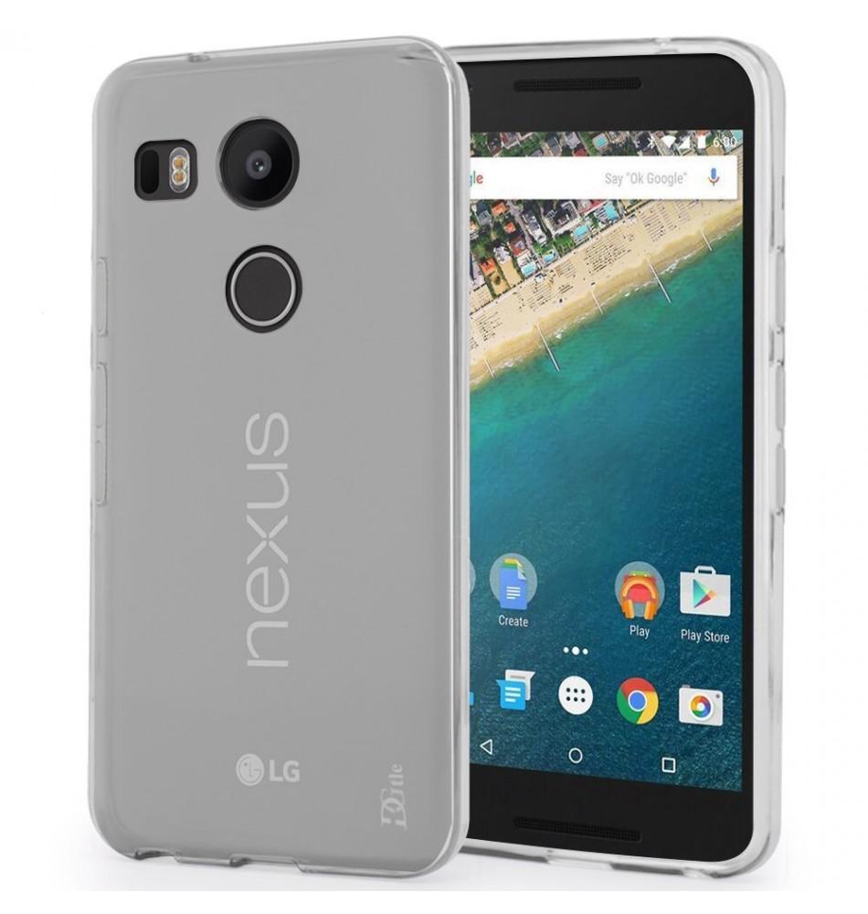 online store 8a5fa 03b33 PM - LG Nexus 5X Silicone Case - Wit