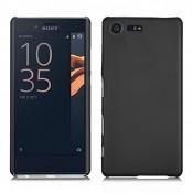 PM - Silicone Case Sony Xperia X Compact - Zwart