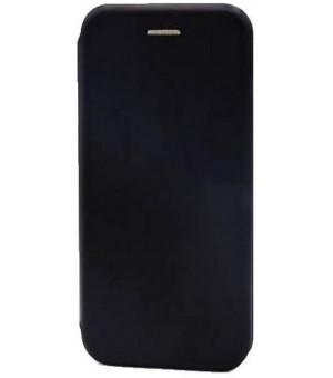Classy Book Case iPhone X Zwart