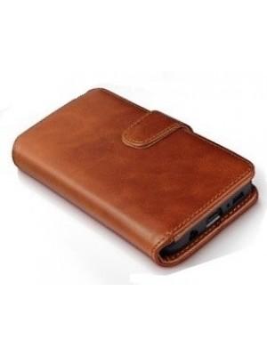 PM - Book Case Samsung Galaxy S8 Plus - Bruin