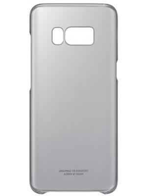 Samsung Galaxy S8 Plus Clear Cover - Black