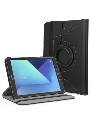 PM - Samsung Galaxy Tab S3 9.7 360 Rotating Stand Case - Zwart